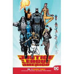 Justice League Of America Vol.5: Deadly Fable TP (DC)