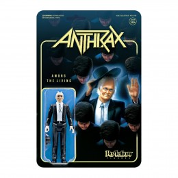 Anthrax ReAction Figure Among The Living