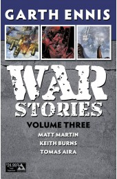 Garth Ennis War Stories Vol Three TP Avatar