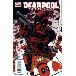 Deadpool: Suicide Kings- Complete Set (Marvel)
