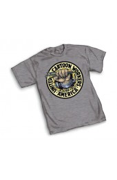 UNITED CARTOON WORKERS OF AMERICA T-Shirt by Pete Poplaski
