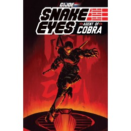 G.I. Joe: Snake Eyes, Agent of Cobra TP (IDW)