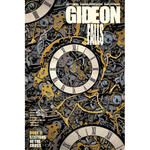 Gideon Falls Vol.3: Stations Of The Cross TP (Image)