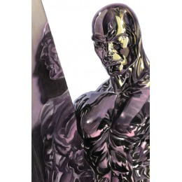 Fantastic Four Antithesis Vol 1 No2 Silver Surfer Timeless Variant by Alex Ross