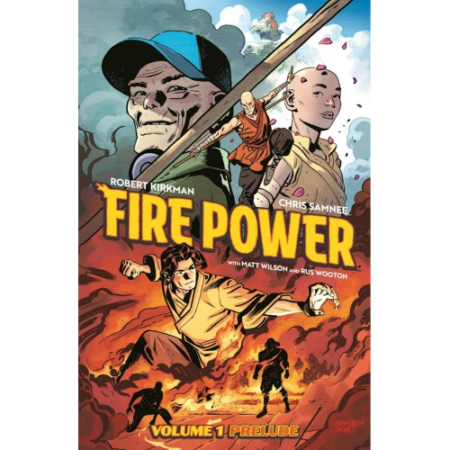 Fire Power Vol 1: Prelude TP (Image)