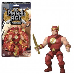 Funko DC: Primal Age - The Flash Action Figure