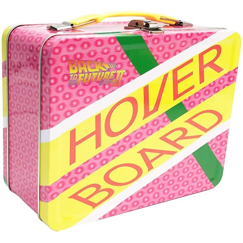 Back To The Future Hoverboard Tin Tote