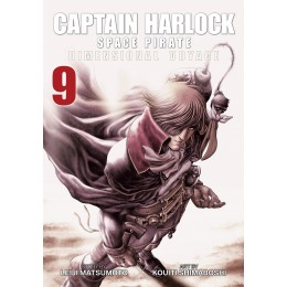 Captain Harlock: Dimensional Voyage Vol. 9