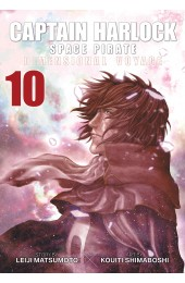 Captain Harlock: Dimensional Voyage Vol. 10