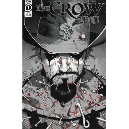 The Crow: Lethe #1 Retailer Incentive Variant Cover B (IDW)