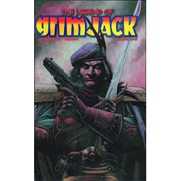 The Legend of GrimJack  Vol.1 TP (IDW)