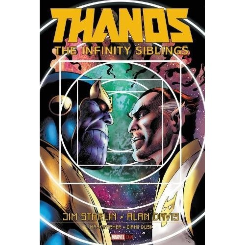 Thanos: The Infinity Siblings HC (Marvel)