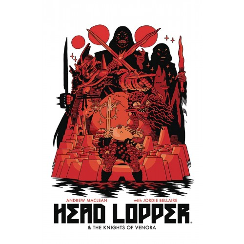 Head Lopper Volume 3: Head Lopper & The Knights of Venora TP (Image)
