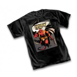 Hellboy (I) T-Shirt by Mike Mignola (M,L,XL)