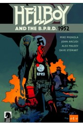 HELLBOY AND THE B.P.R.D. 1952 (ΟΞΥ)