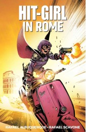 Hit-Girl Vol. 3: Rome TP (Image)