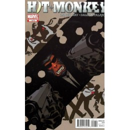Hit-Monkey - Complete Set (Marvel)