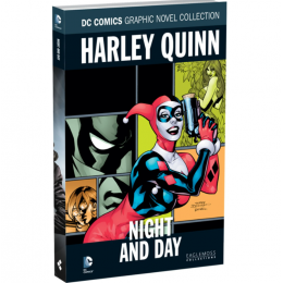 DC Graphic Novel Collection: Volume 153: Harley Quinn: Night and Day Book HC