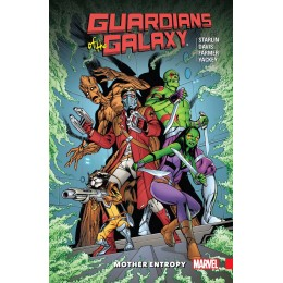 Guardians of the Galaxy: Mother Entropy TPB (Marvel)