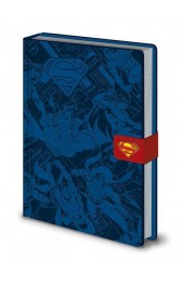 Superman Premium A5 Notebook
