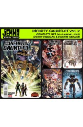 Infinity Gauntlet (2015 2nd Series) Complete Set