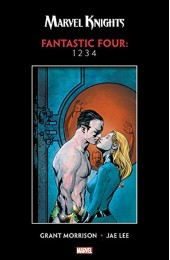 Marvel Knights Fantastic Four: 1234 TP (Marvel)