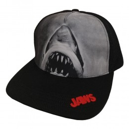 Jaws Curved Bill Cap Sublimated