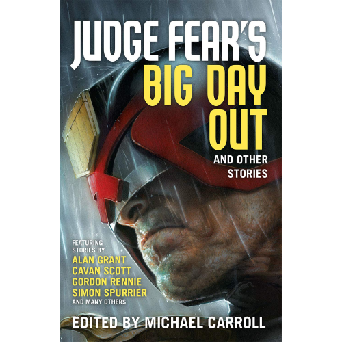 Judge Fear's Big Day Out and Other Stories Paperback