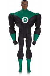 DC Collectibles Justice League Animated: Green Lantern John Stewart Action Figure