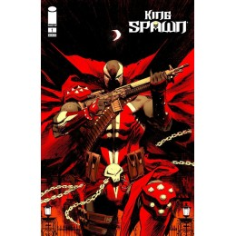 KING SPAWN #1D Cover by Sean Murphy