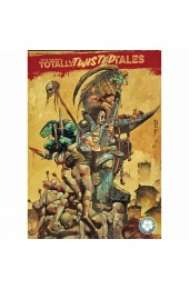 KEVIN EASTMAN TOTALLY TWISTED TALES TP VOL 01(Clover Press)