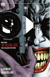 Batman: The Killing Joke, Deluxe Edition HC (DC)
