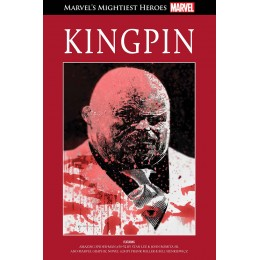 Marvel's Mightiest Heroes Vol 123: Kingpin HC (Marvel)