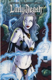 Lady Death: Origins, Vol. 2 TP (Boundless)