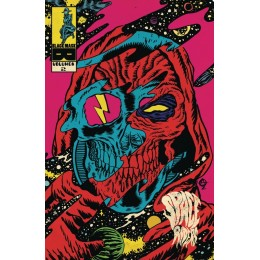 Space Riders Vol 2: Galaxy Of Brutality TP (Black Mask)