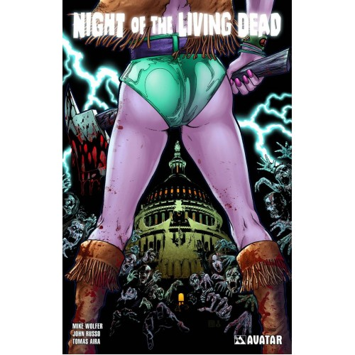 Night Of The Living Dead Vol 2 TP (Avatar)