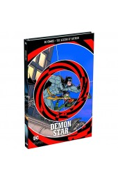 Legend of Batman Vol 48: Batman Demon Star HC (DC)