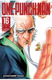 One Punch Man Vol 16