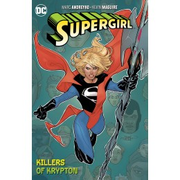 Supergirl: Killers Of Krypton TP (DC)