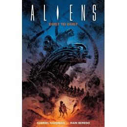 Aliens: Dust To Dust TP (Dark Horse)