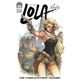 Lola XOXO Vol 1: The Journey Home TPB (Aspen)
