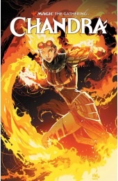 Magic: The Gathering: Chandra TP (IDW)