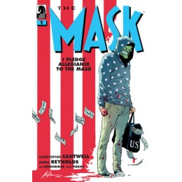 THE MASK: I PLEDGE ALLEGIANCE TO THE MASK  Complete Series #1-4 (Dark Horse)