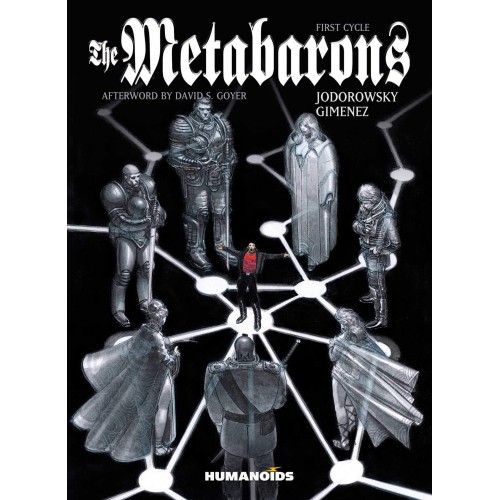 The Metabarons: First Cycle TP (Humanoids)