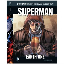 DC Graphic Novel Collection Special: Superman Earth One HC (DC)