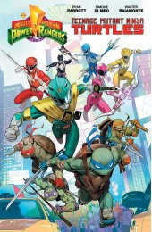 Mighty Morphin Power Rangers/Teenage Mutant Ninja Turtles TP (BOOM/IDW)