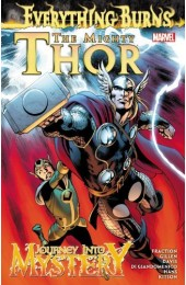 The Mighty Thor/Journey Into Mystery: Everything Burns HC (Marvel)