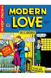 The EC Archives: Modern Love HC