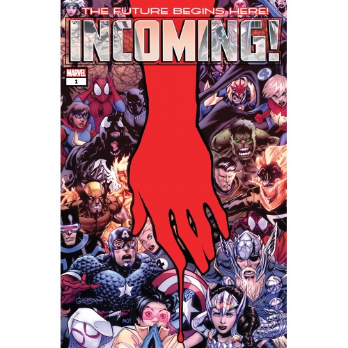 Incoming #1 (Marvel)