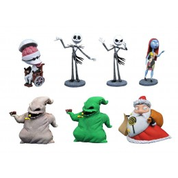 DIAMOND SELECT TOYS Tim Burton's The Nightmare Before Christmas D-Formz 3'' Vinyl Figure